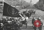 Image of John Kennedy's funeral Washington DC USA, 1963, second 16 stock footage video 65675061492