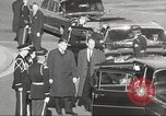 Image of John Kennedy's funeral Washington DC USA, 1963, second 46 stock footage video 65675061492