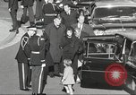 Image of John Kennedy's funeral Washington DC USA, 1963, second 52 stock footage video 65675061492