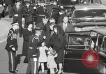 Image of John Kennedy's funeral Washington DC USA, 1963, second 55 stock footage video 65675061492