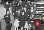 Image of John Kennedy's funeral Washington DC USA, 1963, second 57 stock footage video 65675061492