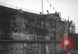 Image of concrete ship Georgia United States USA, 1944, second 31 stock footage video 65675061495
