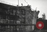 Image of concrete ship Georgia United States USA, 1944, second 32 stock footage video 65675061495