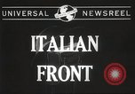 Image of United States soldiers Italy, 1944, second 2 stock footage video 65675061496