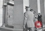 Image of General George Marshall United States USA, 1944, second 9 stock footage video 65675061503