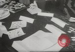 Image of paper airplanes New York City USA, 1967, second 7 stock footage video 65675061510