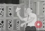 Image of paper airplanes New York City USA, 1967, second 28 stock footage video 65675061510