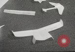Image of paper airplanes New York City USA, 1967, second 48 stock footage video 65675061510