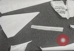 Image of paper airplanes New York City USA, 1967, second 51 stock footage video 65675061510