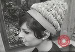 Image of fashion show Paris France, 1967, second 10 stock footage video 65675061511