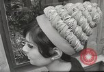 Image of fashion show Paris France, 1967, second 11 stock footage video 65675061511