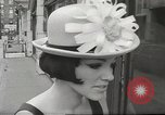 Image of fashion show Paris France, 1967, second 21 stock footage video 65675061511