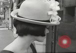 Image of fashion show Paris France, 1967, second 22 stock footage video 65675061511