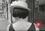 Image of fashion show Paris France, 1967, second 25 stock footage video 65675061511