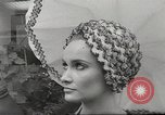 Image of fashion show Paris France, 1967, second 27 stock footage video 65675061511