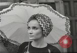 Image of fashion show Paris France, 1967, second 30 stock footage video 65675061511