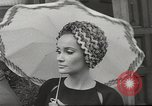 Image of fashion show Paris France, 1967, second 31 stock footage video 65675061511