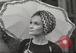 Image of fashion show Paris France, 1967, second 32 stock footage video 65675061511
