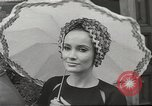Image of fashion show Paris France, 1967, second 33 stock footage video 65675061511