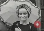 Image of fashion show Paris France, 1967, second 34 stock footage video 65675061511