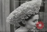 Image of fashion show Paris France, 1967, second 37 stock footage video 65675061511