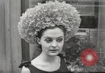 Image of fashion show Paris France, 1967, second 40 stock footage video 65675061511