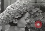 Image of fashion show Paris France, 1967, second 42 stock footage video 65675061511