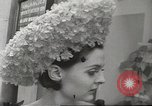 Image of fashion show Paris France, 1967, second 43 stock footage video 65675061511