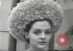 Image of fashion show Paris France, 1967, second 44 stock footage video 65675061511