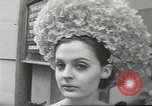 Image of fashion show Paris France, 1967, second 45 stock footage video 65675061511