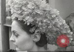 Image of fashion show Paris France, 1967, second 47 stock footage video 65675061511
