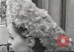 Image of fashion show Paris France, 1967, second 48 stock footage video 65675061511