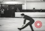 Image of figure skating Quebec City Quebec Canada, 1967, second 54 stock footage video 65675061512