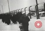 Image of Concentration camp inmates Poland, 1945, second 42 stock footage video 65675061514