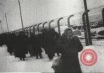 Image of Concentration camp inmates Poland, 1945, second 43 stock footage video 65675061514