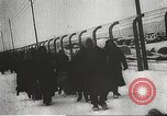 Image of Concentration camp inmates Poland, 1945, second 46 stock footage video 65675061514