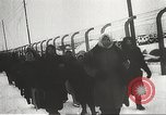 Image of Concentration camp inmates Poland, 1945, second 48 stock footage video 65675061514