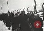Image of Concentration camp inmates Poland, 1945, second 51 stock footage video 65675061514