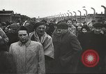 Image of Concentration camp inmates Poland, 1945, second 58 stock footage video 65675061514