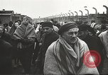 Image of Concentration camp inmates Poland, 1945, second 60 stock footage video 65675061514
