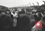 Image of Concentration camp inmates Poland, 1945, second 61 stock footage video 65675061514