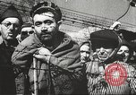 Image of Concentration camp inmates Poland, 1945, second 62 stock footage video 65675061514