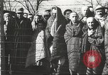 Image of prisoners Poland, 1945, second 5 stock footage video 65675061516