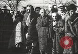 Image of prisoners Poland, 1945, second 6 stock footage video 65675061516