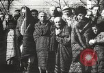 Image of prisoners Poland, 1945, second 7 stock footage video 65675061516