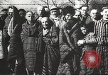 Image of prisoners Poland, 1945, second 8 stock footage video 65675061516