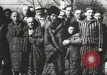 Image of prisoners Poland, 1945, second 9 stock footage video 65675061516