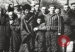 Image of prisoners Poland, 1945, second 10 stock footage video 65675061516