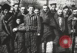 Image of prisoners Poland, 1945, second 12 stock footage video 65675061516