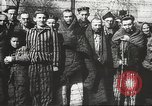 Image of prisoners Poland, 1945, second 13 stock footage video 65675061516